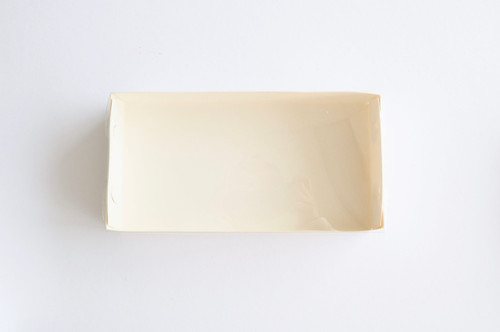 """Loyal Biscuit Box  with Clear Lid  ( 9"""" x 4.5 """" x 1.5"""" )"""