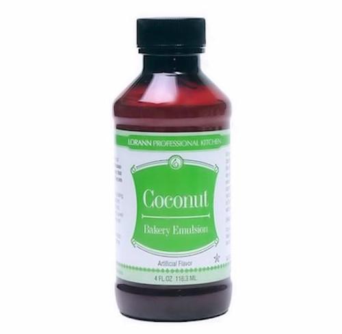 Lorann Oils - COCONUT  Bakery Emulsion (118.3ml)