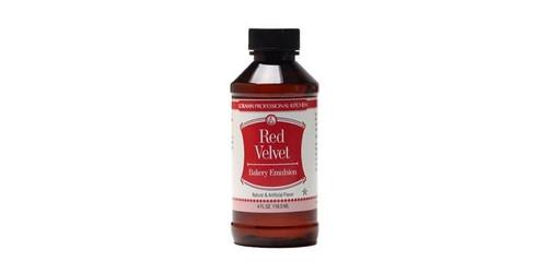 Lorann Oils - RED VELVET   Bakery Emulsion (118.3ml)