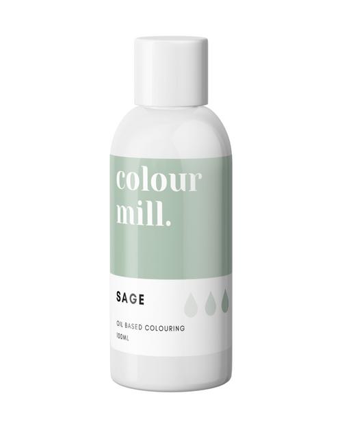 Colour Mill Oil based Colours -  SAGE