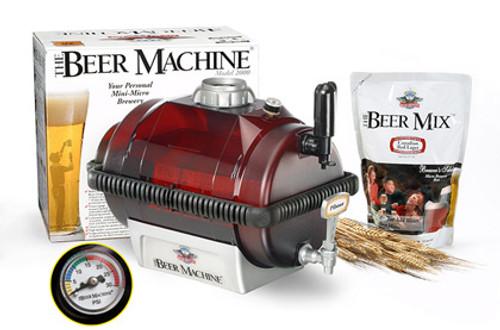 The Beer Machine -  Brew Kit - Standard Model
