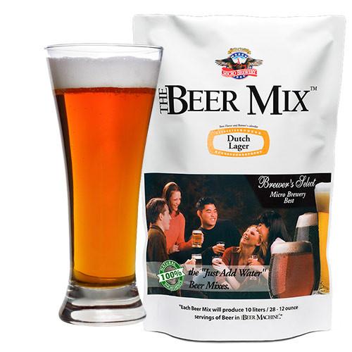 The Beer Machine -  Dutch Lager Mixer (10L)
