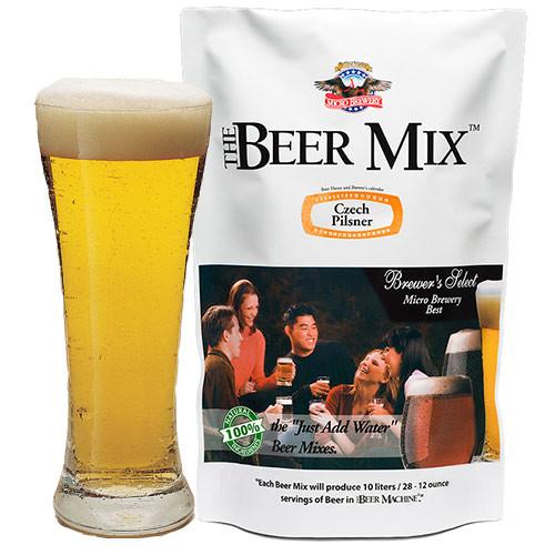 The Beer Machine -  Czech Pilsner Mixer (10L)