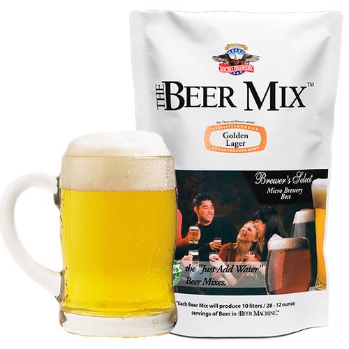 The Beer Machine - Golden Lager Mixer (10L)