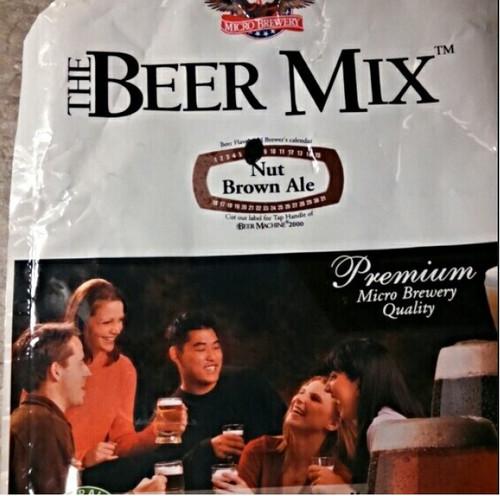 The Beer Machine - Nut Brown Ale (10L)