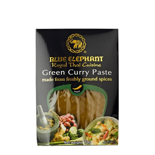 Blue Elephant Curry Paste - Green (70g)