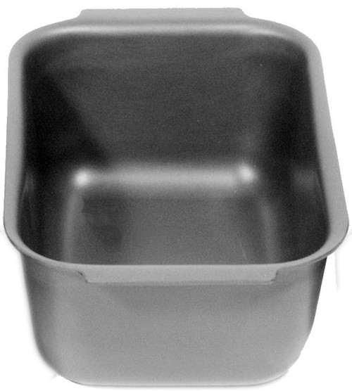 Silverwood - Loaf Pan Anodised Rounded Corners 1lb (21cm x 13cm)