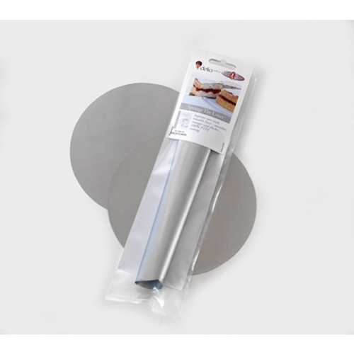 Bake-O-Glide- Delia Round Sponge Tin Liners (18cm)