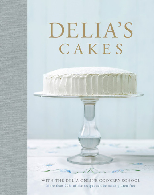 Delia Cakes Recipe Book