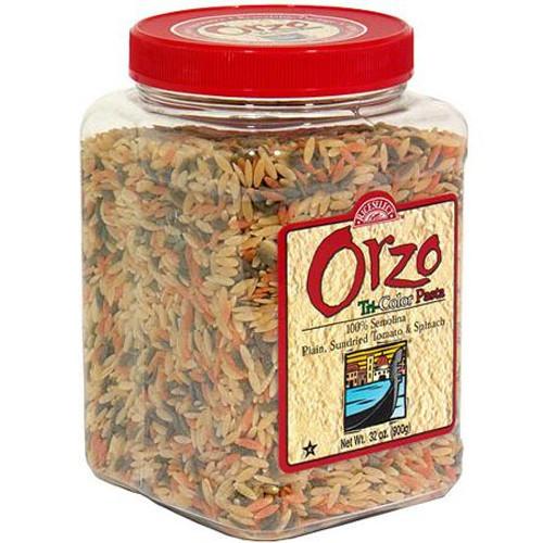 Rice Select - Orzo Tri-Color Pasta (900g)