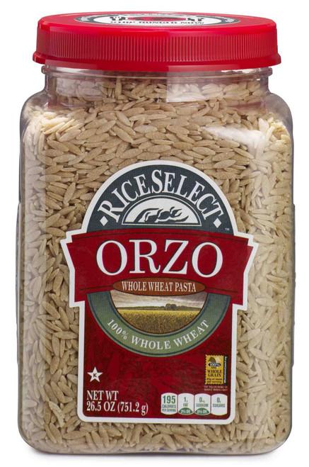 Rice Select - Orzo Whole Wheat Pasta (900g)