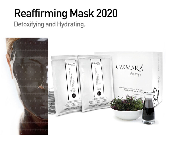 Images for Casmara Reaffirming Mask 2020 (black)
