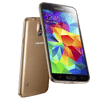 """Samsung Galaxy S5 G900h Gold 5.1"""" 16MP Quad-Core IP67 Android Phone"""