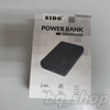 New SIDO Power Bank S10K 10000mAh Output 2.4A