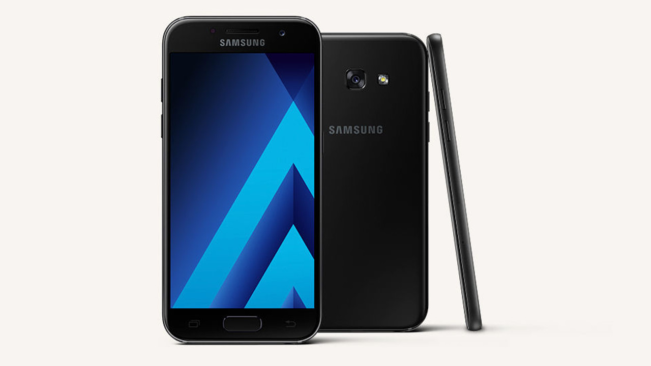 Samsung Galaxy A3 2017 Price in India