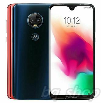 """Motorola Moto G7 Plus 6.2"""" Dual Sim 128GB 16MP Octa-core 3000 mAh Phone"""
