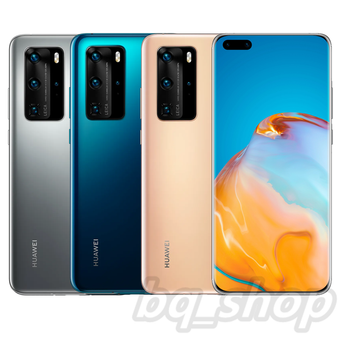 "Huawei P40 Pro 5G Dual SIM 256GB 8GB 6.58"" Octa Core Kirin 990 5G Phone"