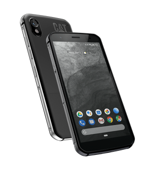"CATERPILLAR CAT S52 5.65"" Dual Sim Black 64GB 4GB RAM 12MP Phone"