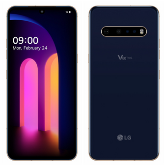 "LG V60 ThinQ 5G LMV600EA 6.8"" Dual Screen 8/128GB Snapdragon 865 Phone"