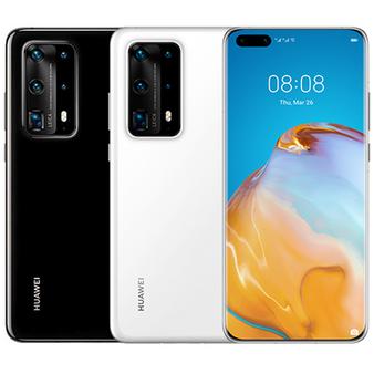 "Huawei P40 Pro+ 5G Dual SIM 512GB 8GB 6.58"" 50MP Kirin 990 5G Phone"