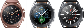 Samsung Galaxy Watch 3 (41/45mm, Bluetooth) SM-R840/SM-R850