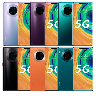 "Huawei Mate 30E Pro 5G 128GB 6.53"" 40MP Kirin 990E Octa Core Phone"