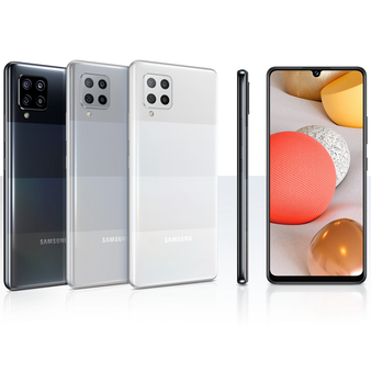"""Samsung Galaxy A42 A4260 5G 6.6"""" Infinity-U 128GB SM7225 5,000mAh Phone"""