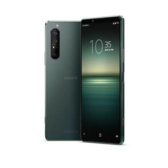 """Sony Xperia 1 II XQ-AT52 Dual-SIM 12GB 256GB 6.5"""" OLED 4K HDR IP68 Phone"""