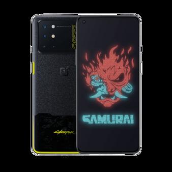 OnePlus 8T 5G Dual 256GB(12GB RAM)Cyberpunk 2077 Limited Edition Phone