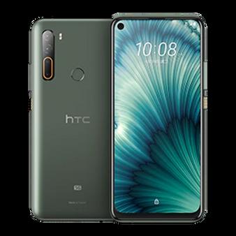 "HTC U20 5G Green Dual SIM 6.8"" 256GB 8GB RAM Octa-core 48MP Phone"