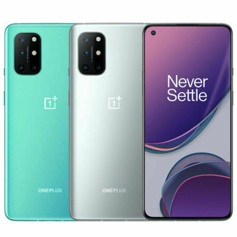 OnePlus 8T 5G Dual SIM 6.55'' 256GB Octa Core Android 11 Phone