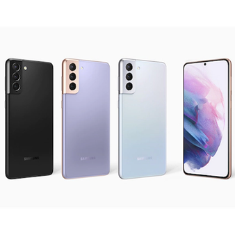 "Samsung Galaxy S21+ 5G G9960 8/256GB Snapdragon 888 6.7"" IP68 Phone"
