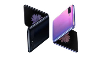 """Samsung Galaxy Z Flip F700N 6.7"""" foldable screen 8GB/256GB Phone"""