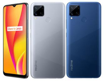 "Realme C15 6.5"" Dual SIM 64GB 4GB RAM Octa Core Android10 6000mAh Phone"