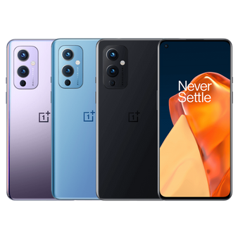"OnePlus 9 5G 128/256GB 6.55"" 50MP Snapdragon 888 Octa Core 4500mAh"