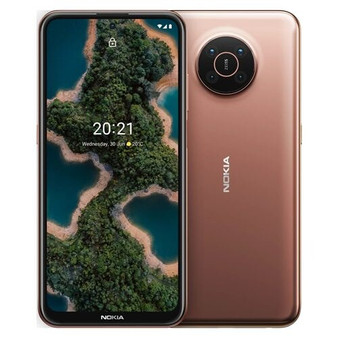 """Nokia X20 Dual SIM 128GB 6.67"""" Midnight Sun 64MP Android with Playstore"""