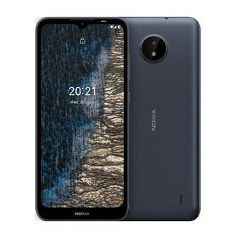 """Nokia C20 4G Dual SIM 16GB 6.5"""" Blue 5MP Android Li-Ion 3000 mAh"""