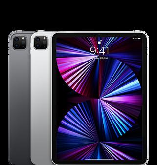 """Apple iPad Pro (2021) 11"""" WiFi 8/16GB RAM 12MP Apple M1 Tablet"""