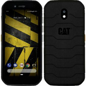 "Caterpillar CAT S42 H+ 5.5"" Dual Sim Black 32GB 13MP Waterproof Phone"