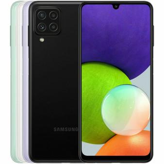 """Samsung Galaxy A22 5G A226 6.6"""" Dual Sim 6GB 128GB Octa-core Phone"""