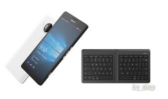 "Microsoft Lumia 950 XL White With Keyboard 32GB 20MP 5.7"" Window Phone"