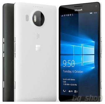 """Microsoft Lumia 950 XL WHITE 32GB 20MP Octa-core 5.7"""" Windows 10 Phone"""