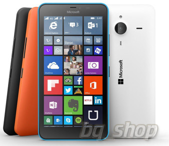 "Microsoft Lumia 640 XL LTE Dual Sim White 8GB 5.7""HSDPA Windows Phone"