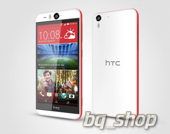 "HTC Desire Eye M910x Red 5.2"" FACTORY UNLOCKED Dual 13MP Android Phone"