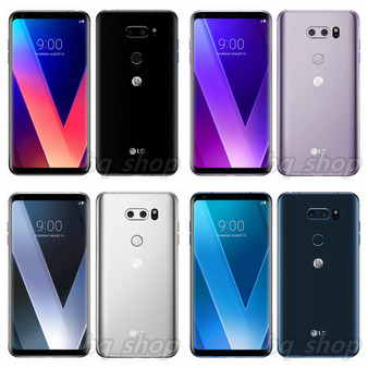 "LG V30+ Plus H930DS Dual Sim 128GB 6"" 16MP Octa Core IP68 Phone"
