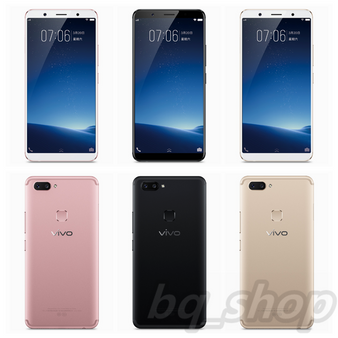 """Vivo X20 64GB 6.01"""" 4GB Ram Dual 12 MP Face recognition Android Phone"""