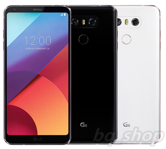 "LG G6 H870S Dual Sim 4GB+32GB 5.7"" Quad-core 13MP Android Phone"