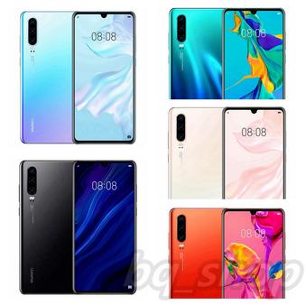 Huawei P30 Dual SIM 8G+64G/128G/256G Kirin 980 Octa Core IP53 Phone