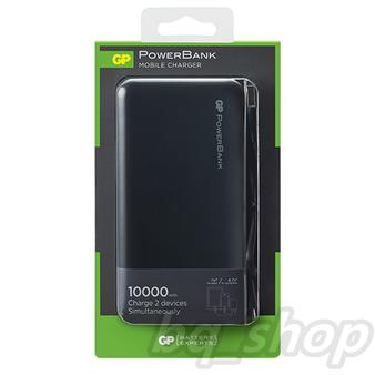 GP R-Series PowerBank RP10AB 10000mAh – Black