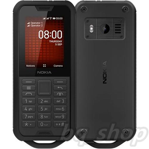 "Nokia 800 Tough 2.4"" Black 4GB 512MB 2100mAh IP68 Rugged Cell Phone"